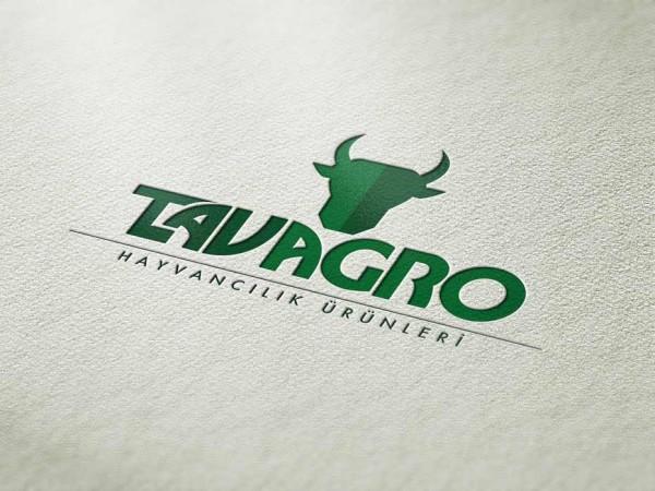 Tavagro Logo Tasarım