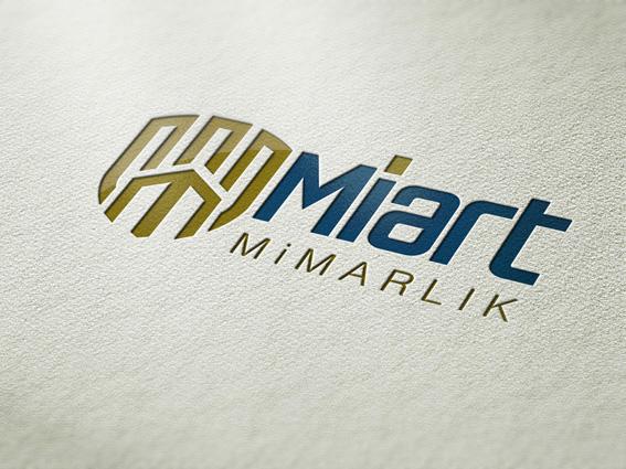 Bursa Miart Mimarlık Logo Tasarımı