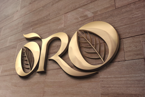 Oro Özgün Logo Tasarımı