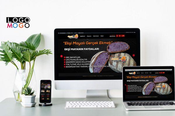 Web Sayfa Tasarımı ekmek sepetim